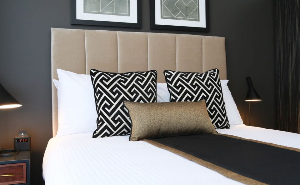 one-bedroom-executive-bed | Alex Perry Hotel & Apartments
