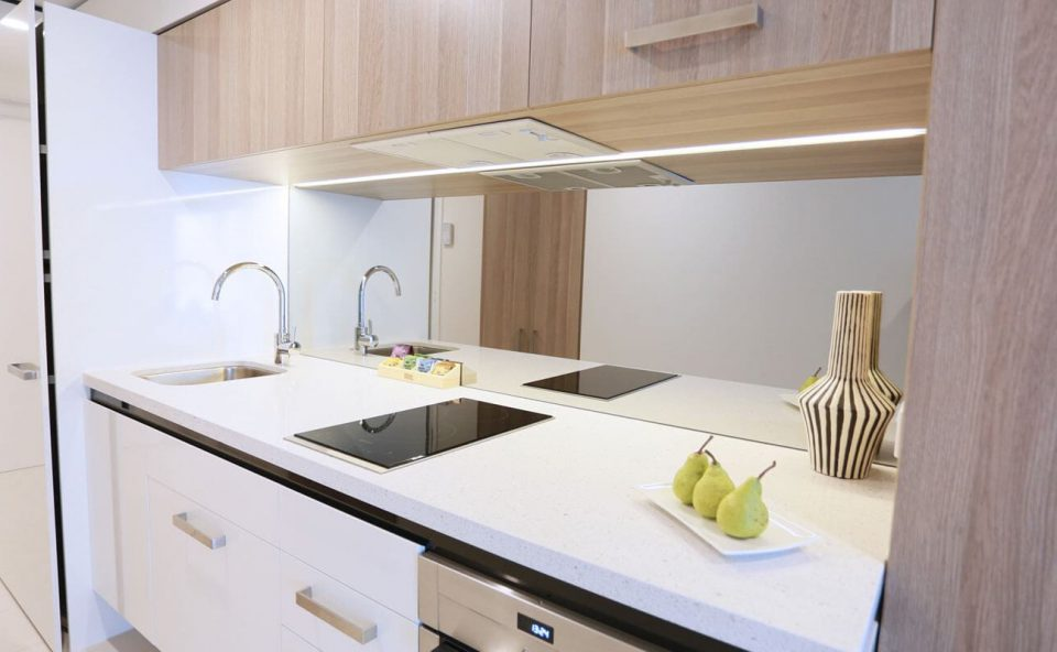 studio-apartment-kitchen | Alex Perry Hotel & Apartments