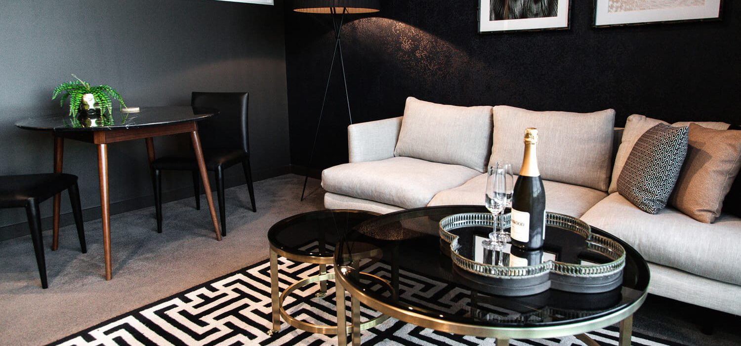 studio-apartment-lounge-wine | Alex Perry Hotel & Apartments