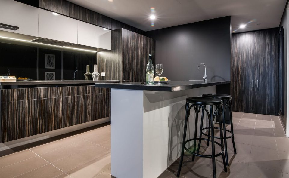 two-bedroom-apartment-kitchen | Alex Perry Hotel & Apartments