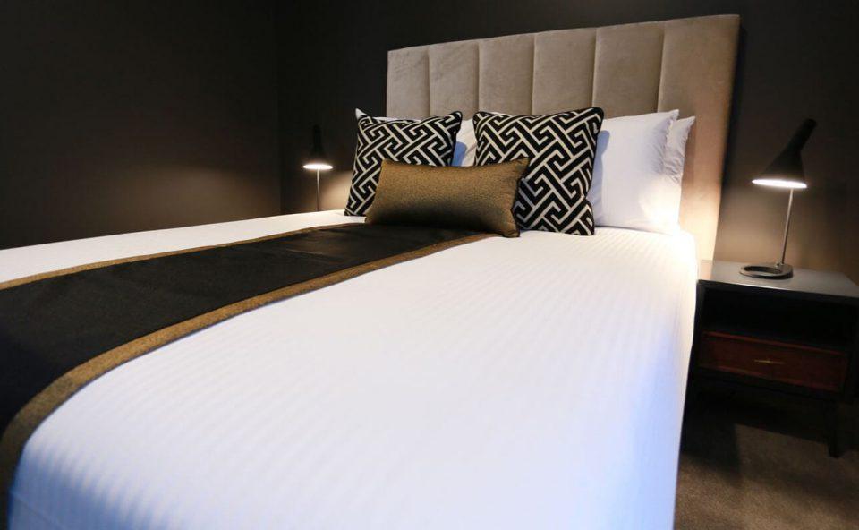 two-bedroom-executive-bedroom   Alex Perry Hotel & Apartments