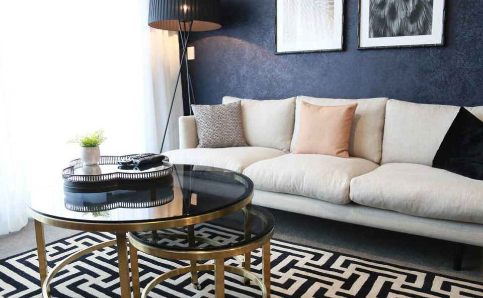 two-bedroom-executive-lounge | Alex Perry Hotel & Apartments