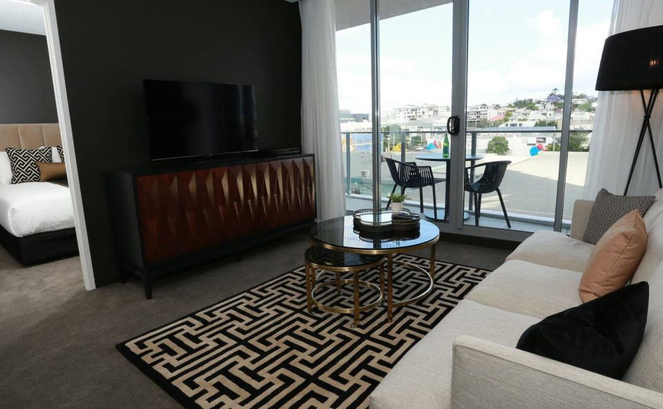 two-bedroom-executive-lounge-view   Alex Perry Hotel & Apartments