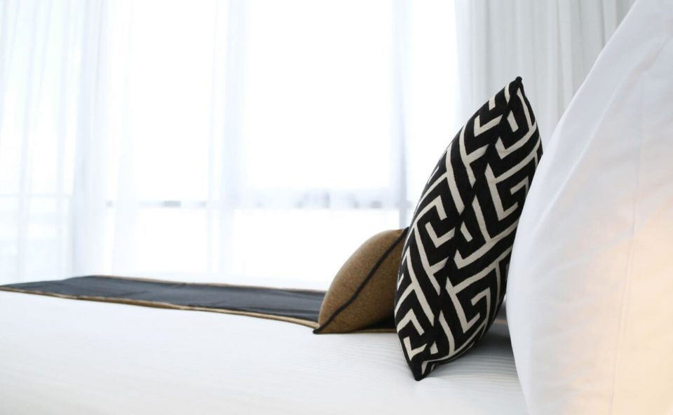 two-bedroom-executive-pillows | Alex Perry Hotel & Apartments