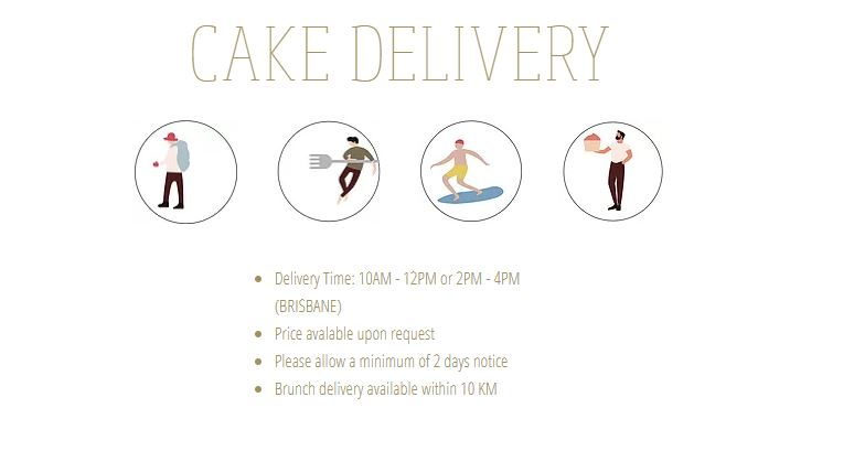 Cake Delivery | Alex Perry Hotel & Apartments