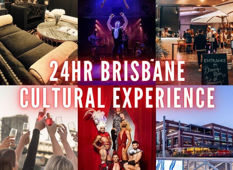 24hr Brisbane Cultural Experience