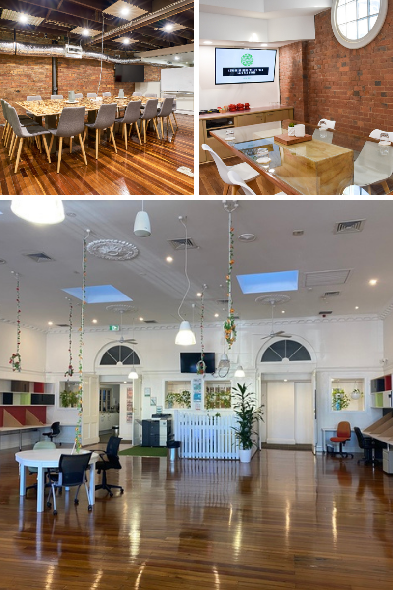 Wotso meeting and event space