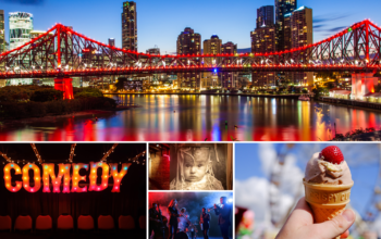 What's on in August - Fortitude Valley